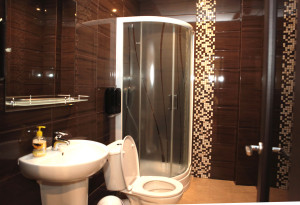 ванная комната в палате